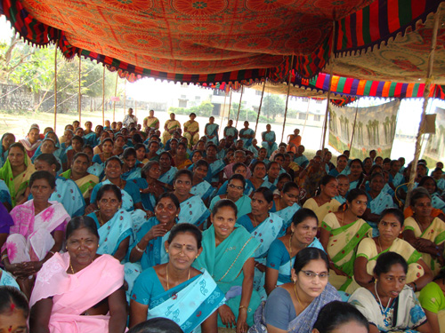 India, women empowerment for new development – PROGETTO COMPLETATO