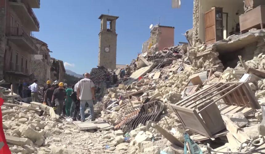 Un calcio al terremoto: la squadra di Amatrice come simbolo di rinascita