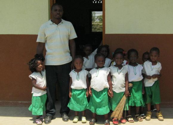 Bunia (R.D. Congo): completamento della scuola primaria