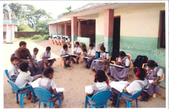Bathili (India) Educazione per la crescita- PROGETTO COMPLETATO