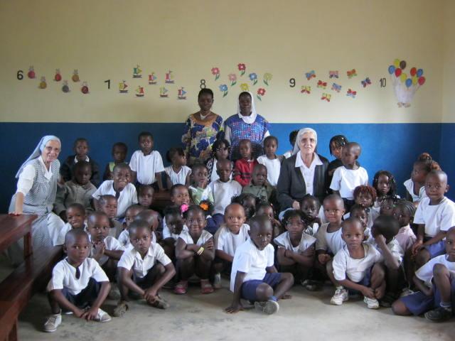 Cosa fa la Fondazione Canossiana in Congo?