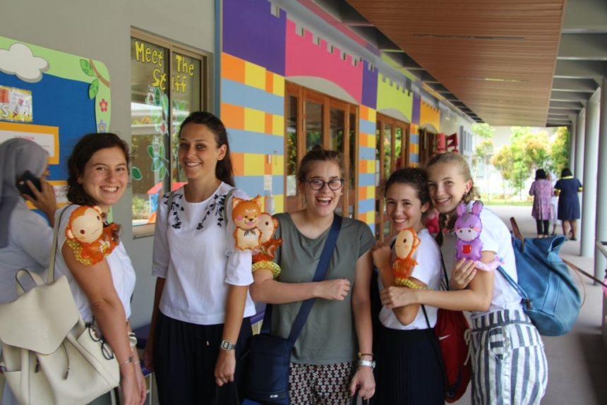 Scuole canossiane: studenti italiani nelle Filippine e a Singapore