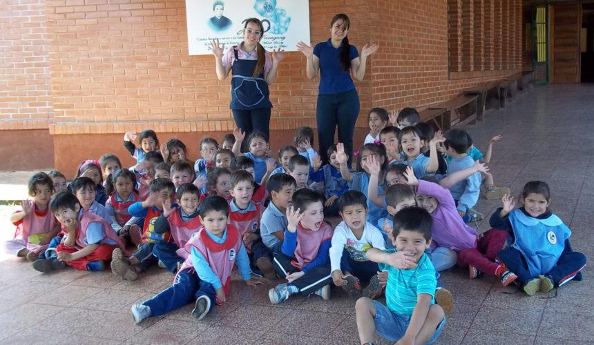 I progetti della Fondazione Canossiana nel mondo