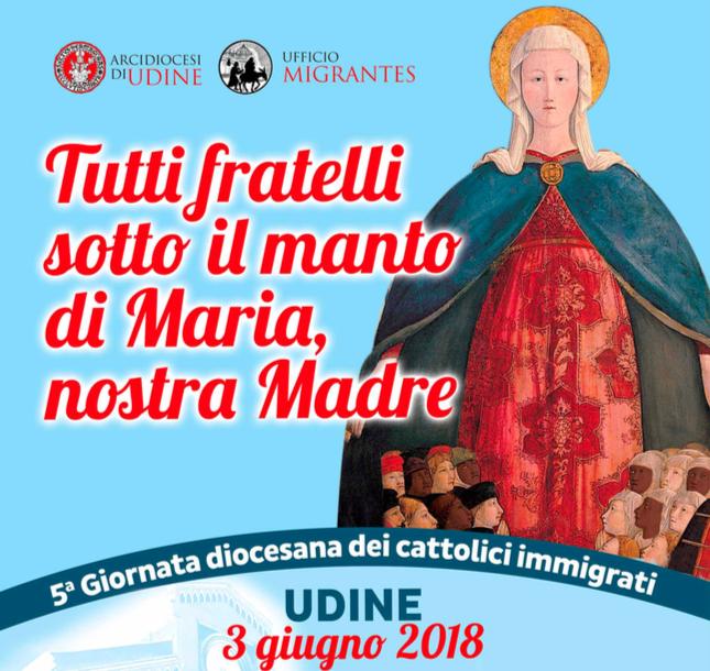 Bakhita protagonista della Giornata dei cattolici immigrati, a Udine