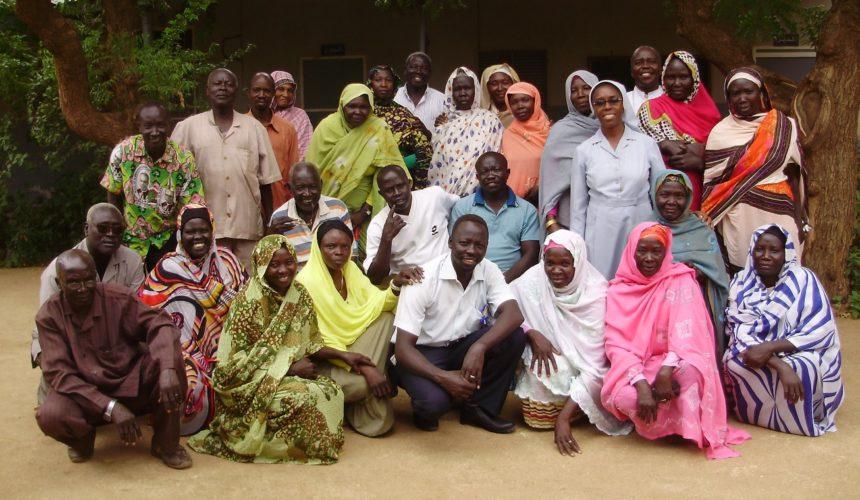 Donne in preghiera, donne in formazione