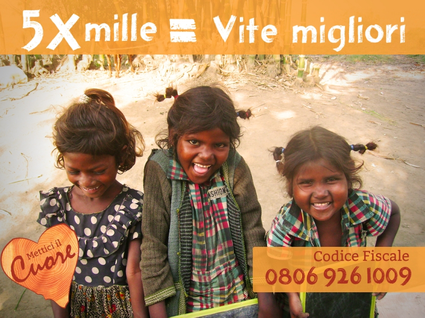 5 x mille = Vite migliori!