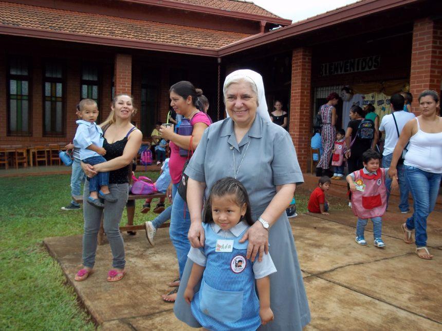 Paraguay, latte speciale per i neonati vulnerabili