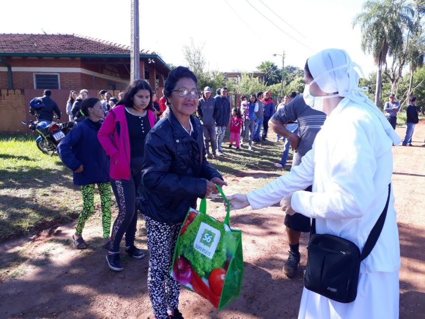 Paraguay COVID – Missioni APERTE