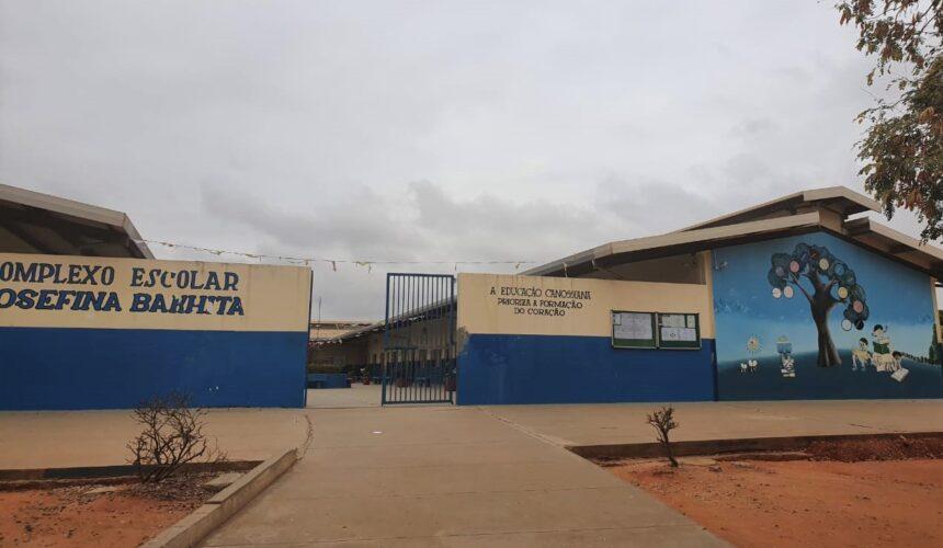 """Angola: la scuola """"Josephina Bakhita"""" riapre in sicurezza"""